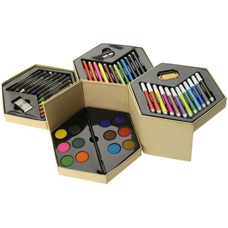 Set de coloriage 52 pièces