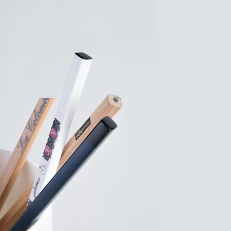 Crayon carré - Eco vernis Pantone - 17.6 cm