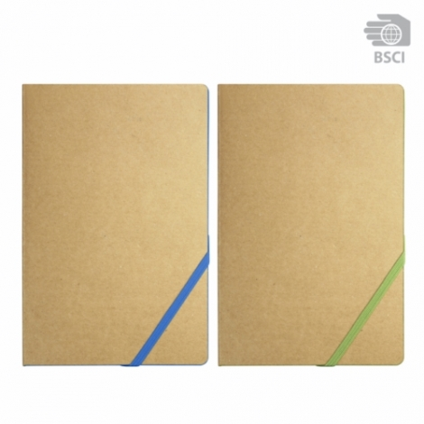 Cahier personnalisable - Econote