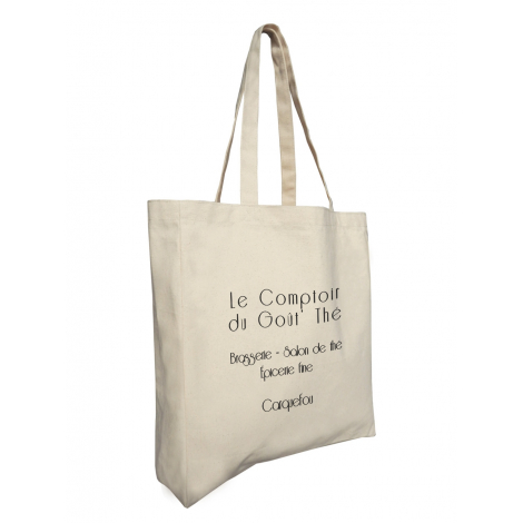 Sac shopping en coton - RAIPUR 330 grs