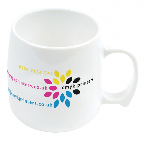 Mug CLASSIC en plastique sans BPA 300 ml