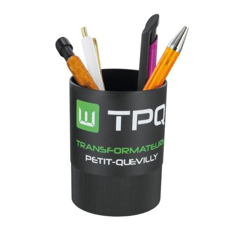 Pot à crayons en matière recyclée