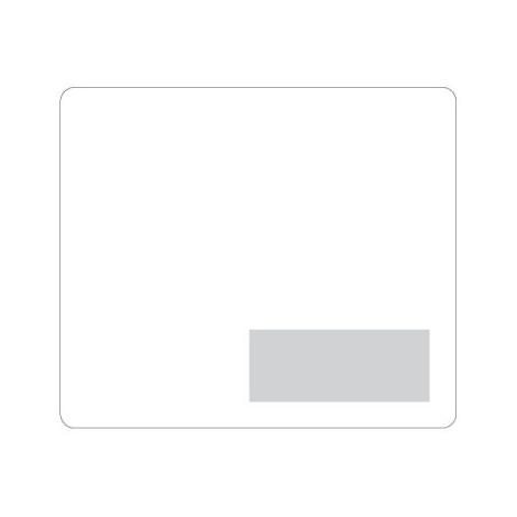 Tapis de souris publicitaire rectangulaire