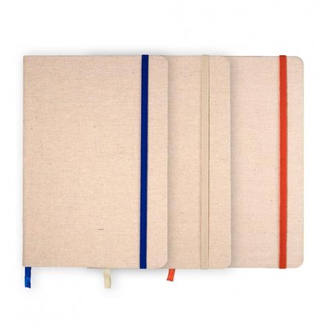 Cahier A5 Fabric