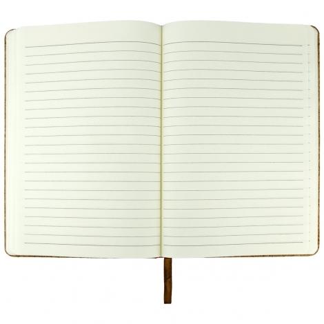Cahier en liège personnalisable A5 - Cork