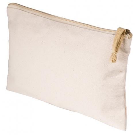 Trousse publicitaire en coton canvas 280 g Airy