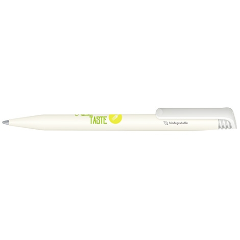 Stylo biodégradable personnalisable - SUPER HIT BIO