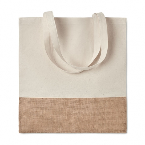 Sac shopping publicitaire en coton 160 grs - India Tote