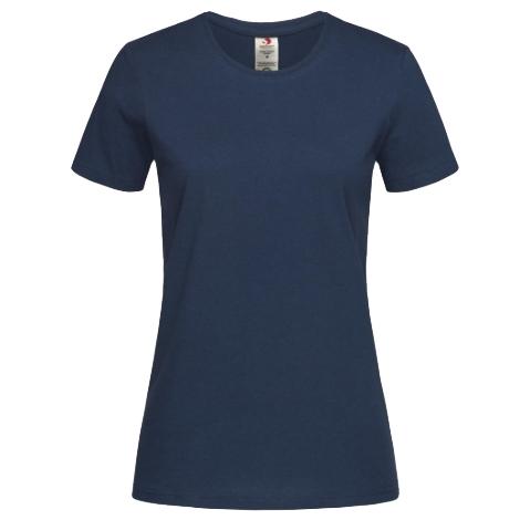 T-shirt femme Coton Bio Classic T - 145 grs