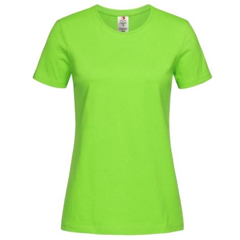T-shirt publicitaire en coton bio pour femme 145 g - Classic