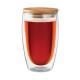 Verre borosilicate publicitaire double paroi 450 ml - Tirana