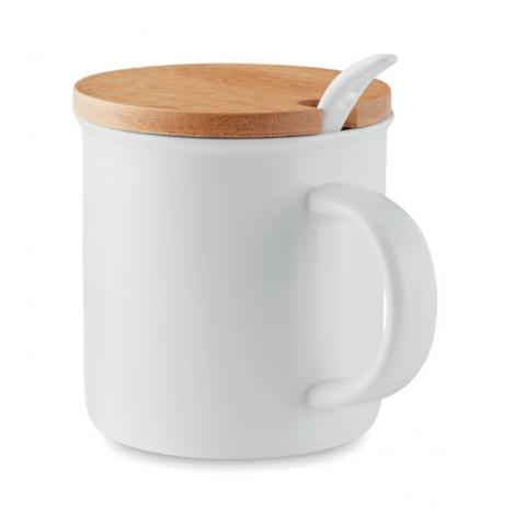 Mug publicitaire en porcelaine - Kenya