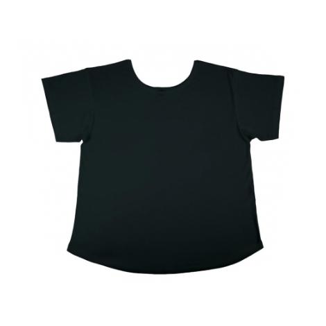 T-shirt femme publicitaire encolure large 150 grs - KATE