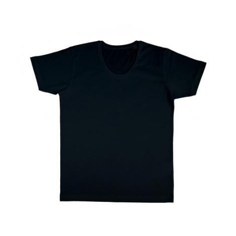 T-shirt en coton organique homme Ben-Men's SCOOP - 155 grs