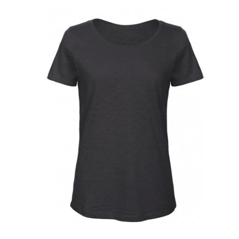 T-shirt femme publicitaire coton bio 120 grs - Inspire