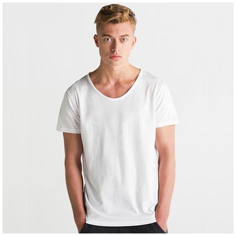 T-shirt bio personnalisé pour homme 150 gr - Scoop
