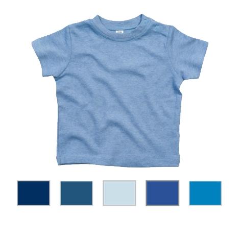 T-shirt bébé publicitaire coton peigné 200 gr