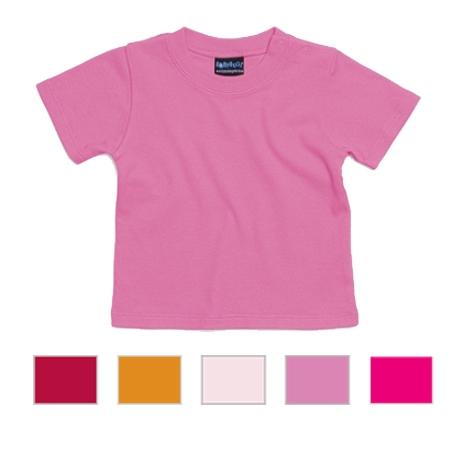 T-shirt bébé publicitaire coton peigné 200 grs