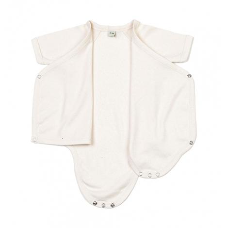 Body Kimono bébé publicitaire coton bio 200 gr