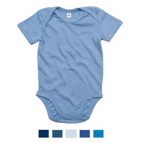 Body bébé publicitaire manches courtes 200 gr