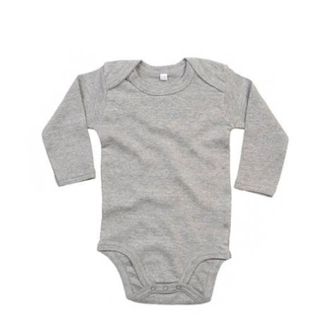 Body bébé publicitaire en coton bio 200 grs