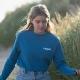 Sweat publicitaire en coton régénéré Unisexe 260 grs - Banff