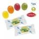 Mini bonbons en flowpack publicitaire