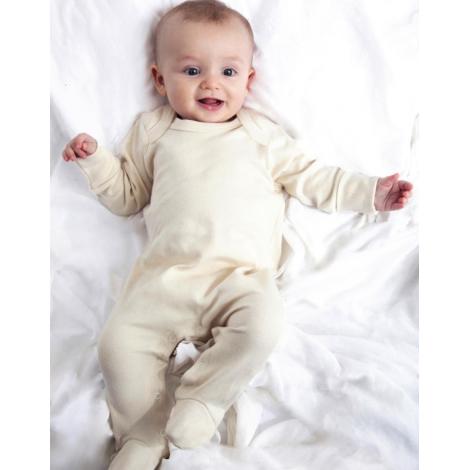 Body bébé publicitaire - Organic Sleepsuit