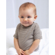 T-shirt publicitaire - Baby Striped T