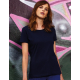 T-shirt bio publicitaire pour femme 175 g - Inspire Plus