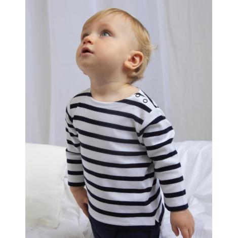 T-shirt publicitaire - Baby Breton Top