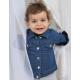 Chemise publicitaire - Baby Rocks Denim Jacket