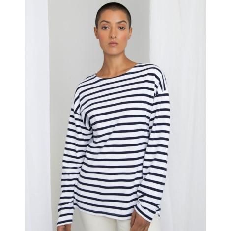 T-shirt bio publicitaire Unisexe 200 g - One Breton Top