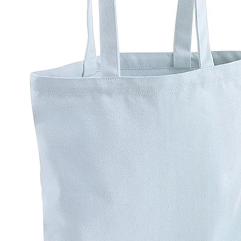Sac shopping en coton bio 407 gr - Printemps