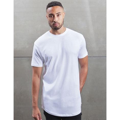 T-shirt publicitaire bio pour homme 150 g - Longer Length