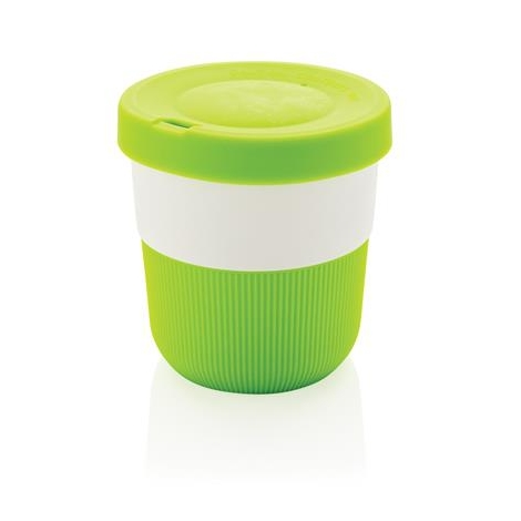 Tasse publicitaire en PLA 280 ml - Coffee To Go