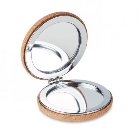 Miroir publicitaire en liège - GUAPA CORK