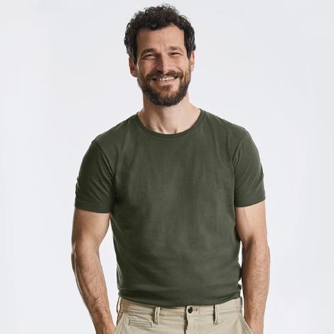 T-shirt publicitaire pour homme 160 g - Pure Organic
