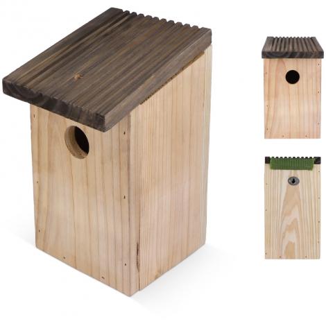 Nichoir Rustique en bois