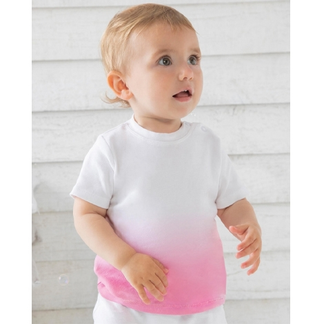 T-shirt publicitaire en coton bio 200 gr - Baby Dips