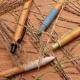 Stylo en bambou et fibre de paille personnalisé
