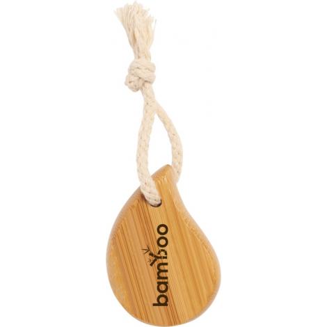 Brosse publicitaire pour le visage en bambou - Plato
