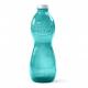 Bouteille publicitaire en verre recyclé 1L - AQUA GLOUGLOU