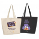 Sac shopping publicitaire en coton 330 gr - Raipur