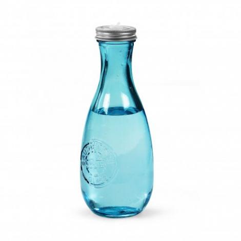 Bouteille en verre recyclé publicitaire - Miniglou