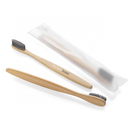 Brosse à dents personnalisable en bambou