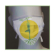 Masque réutilisable 3 plis certifié catégorie 1