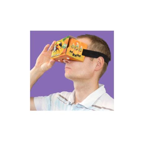 Lunettes VR en carton