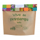 Kit de plantation publicitaire 2 en 1 - Kraft Pop Up