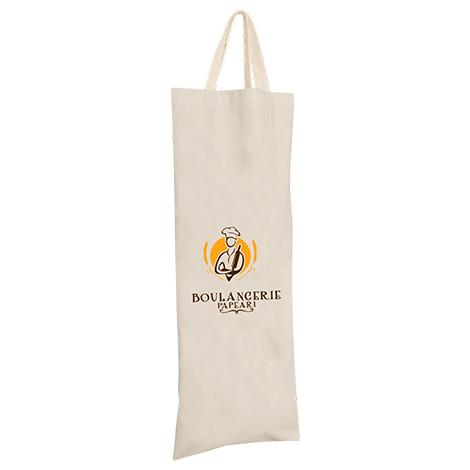 Sac à pain personnalisable en coton 120 gr - Loni